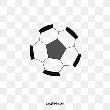 hand painted cartoon soccer ball, Cartoon Clipart, Soccer Clipart, Hand Painted PNG and PSD