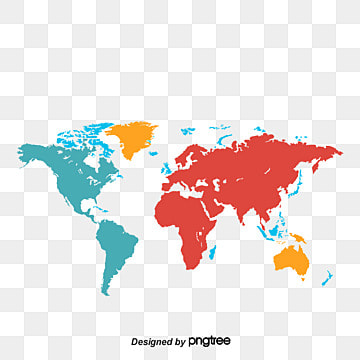 World map png images vectors and psd files free download on pngtree color map of the world world map map vector color map png and gumiabroncs Image collections