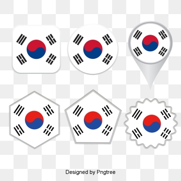 Korea Flag Png Vectors Psd And Clipart For Free