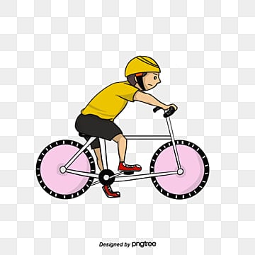 Pink Bike Bicycle Romantic PNG Image And Clipart
