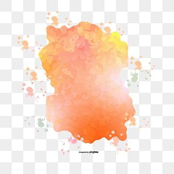 Vector watercolor decorative pattern, Watercolor, Drawing Material, Drawing Decorative PNG and Vector