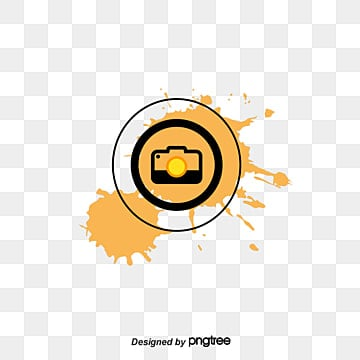 vector camera logo, Company Culture, Ink Jet, Creative PNG and Vector