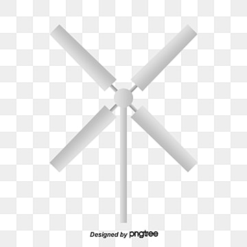 Wind Turbine Png Vector Psd And Clipart With