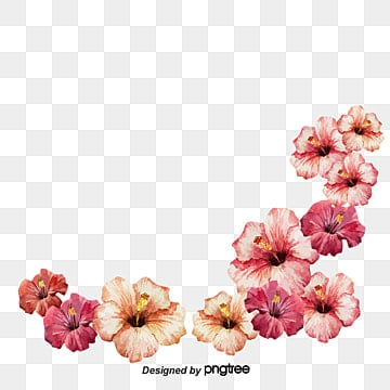 Watercolor Flowers Vector Png Vectors Psd And Clipart For Free