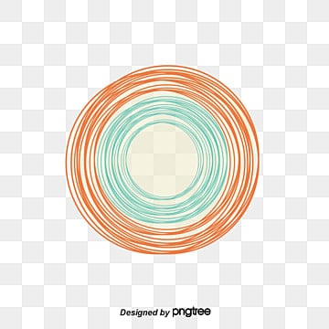 Cover decorative circular pattern, Yellow, Green, WordArt Download Free PNG PNG and PSD