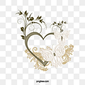 Love Frame Png, Vector, PSD, and Clipart With Transparent