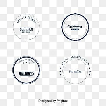 синий логотип коллекцию, синий, Логотип, коллекцияPNG и PSD