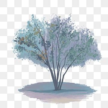 Vector creative plant trees