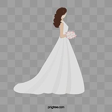 wedding dress png images vectors and psd files free