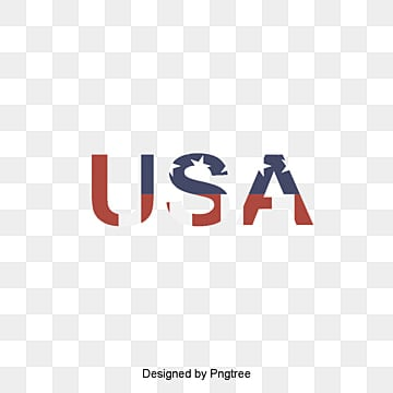Vector Graphics American flag USA, Creative American Flag Vector Elements, Decorative Vector American Flag, Illustration PNG and Vector