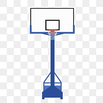 Basketball Hoop Side View Clipart  Clipart Panda  Free