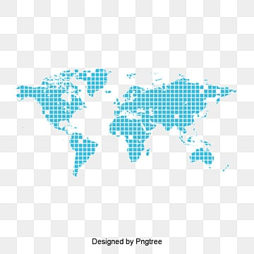 World map png images vectors and psd files free download on pngtree vector dotted world map world map blue dot png and vector gumiabroncs Choice Image