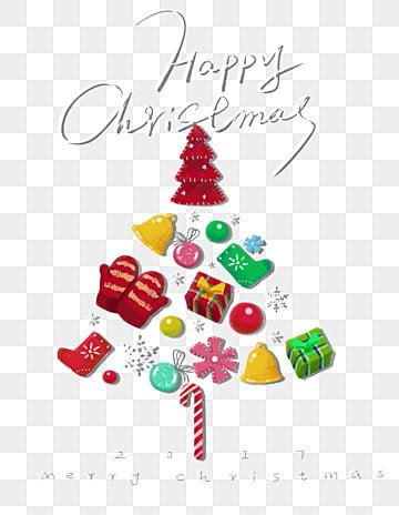 Free Christmas pull material, Christmas, Gift, Old People PNG and Vector
