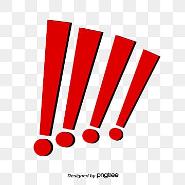 Exclamation Mark PNG Images | Vectors and PSD Files | Free Download on Pngtree