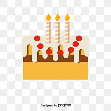 Vector Birthday Cake Png Vectors PSD and Clipart for Free