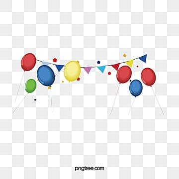 Geburtstag Dekoration Png Bilder Download Png Ressourcen Mit