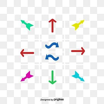3d arrows png images vectors and psd files free download on pngtree rh pngtree com 3D Arrow Set Flat 3D Arrows