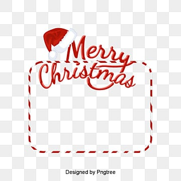 christmas theme frame christmas border christmas hats border candy style border png and