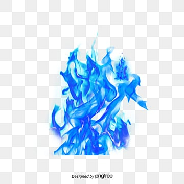 Blue Fire PNG Images | Vector and PSD Files | Free Download