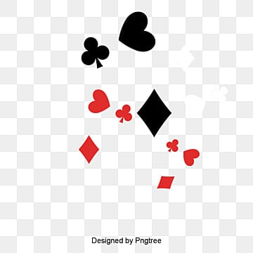 Poker logo, Hearts, Box, Plum Flower PNG and Vector