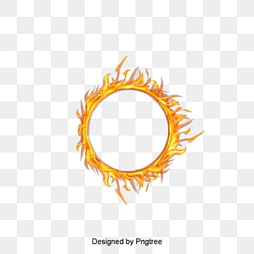 Fire ring, Fire, Smoke, Ring PNG Image