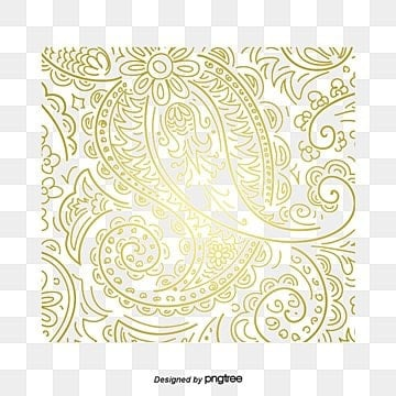 gold pattern shading atmosphere batik, Golden, Atmosphere, Pattern PNG and PSD