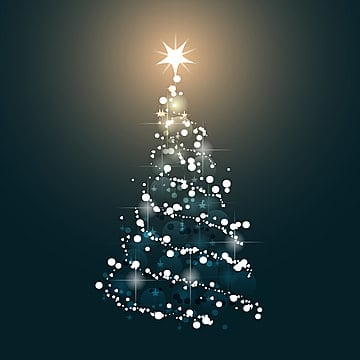 Star bright, Star Bright, Creative Christmas, Christmas Tree PNG Image