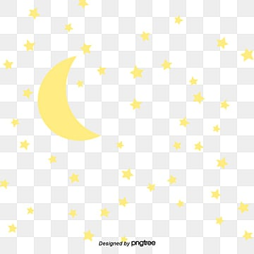 Night sky, Star, Moon PNG and Vector
