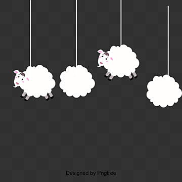 sheep eid al adha, Sheep Clipart, Sheep, Cloud PNG and PSD