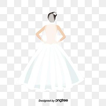 bride, Dream, Wedding Dress, Bride PNG and Vector