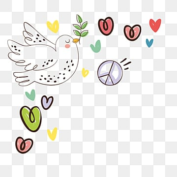 peace dove png images vectors and psd files free download on pngtree