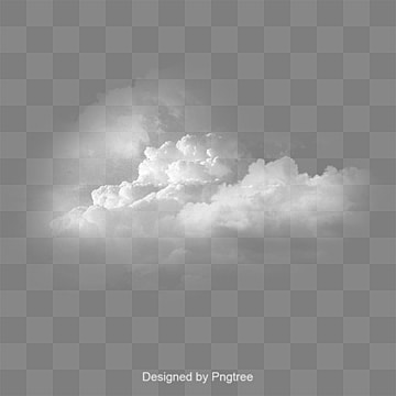 realist cloud vector in the, White Cloud, Cloud, Clouds PNG and PSD