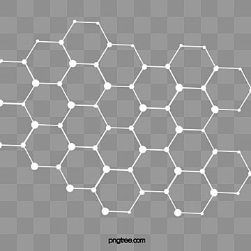 Digital Technology Digital hexagon light effect, Line, Science And Technology, Blu-ray PNG and Vector