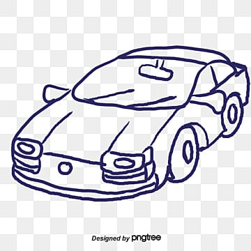 Sketch Car Png Images Vectors And Psd Files Free Download On Pngtree