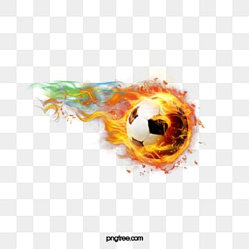 soccer flame, Football, Creative Movement, Creative Effects PNG and PSD