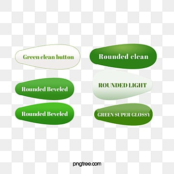 Web Buttons, Push Button, Web Buttons, Link Button PNG and PSD