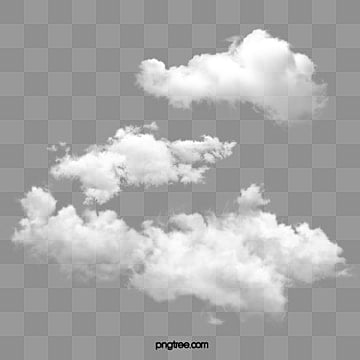 cloud, Cloud, Transparent, White PNG and PSD