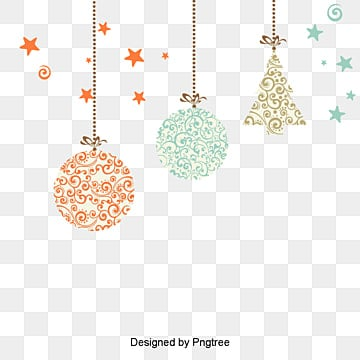 Vector Christmas decoration, Ball, Greeting Cards, Invitation Card PNG and Vector