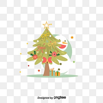 Christmas Tree, Christmas, Trees, Gift PNG and PSD