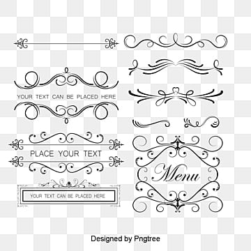 White Christmas Snowflakes border, White, Christmas, Snowflake PNG and PSD