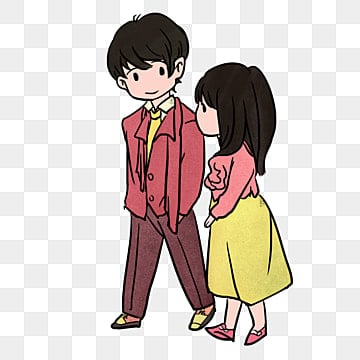 cartoon couple PNG Images Vectors and PSD Files Free Download on Pngtree