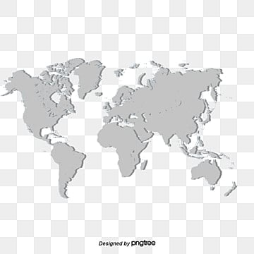 World Map PNG Images | Vectors and PSD Files | Free Download on Pngtree