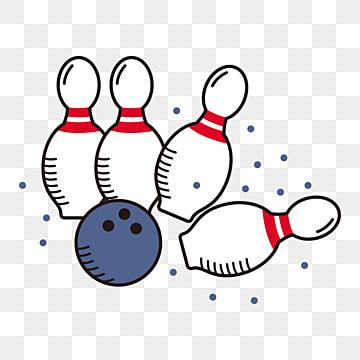Permalink To Free Clipart Bowling Pins And Ball - Bowling Balls And Pins,  HD Png Download - kindpng