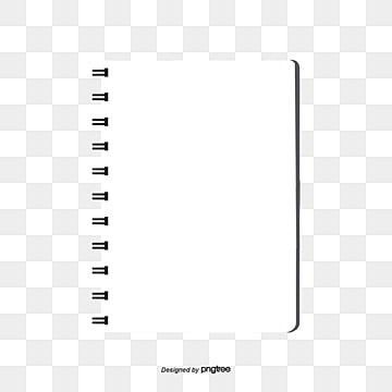 vector notebook page template free image