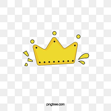 Crown Crown, Lovely, Cartoon, Tradition PNG and PSD