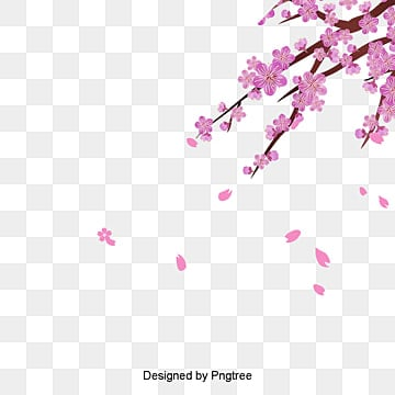 Cherry blossoms png images vectors and psd files free download vector cherry vector cherry blossoms flower png image and clipart mightylinksfo