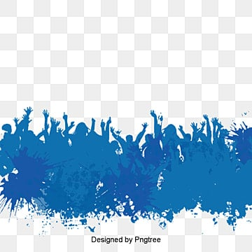 People blue watercolor poster background material, Watercolor, Watercolor Background, Watercolor Blue PNG and Vector