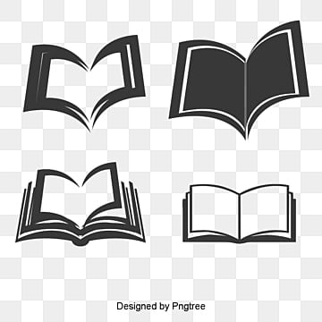 fig vector material open book, Flipbook, Open Book, Vector Books PNG and PSD illustration image