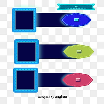 Rectangular and circular decoration PPT, Rectangle, Round, Polygon Download Free PNG PNG and PSD