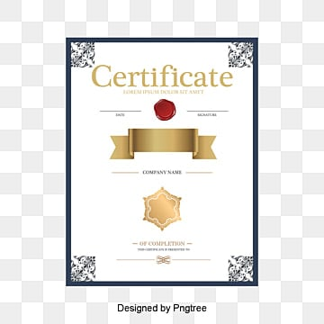 Letter of appointment certificate vector material, Vector Letter Of Appointment, Vector Certificate, Classical Pattern Letter Of Appointment PNG and Vector